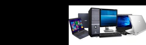 Venta de ordenadores de Sobremesa y Portatiles