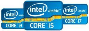 tienda de procesadores intel i3 i5 i7