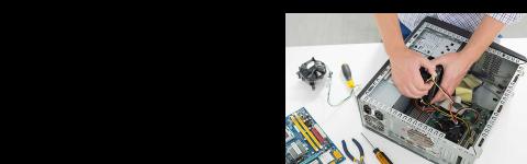Servicio de reparación de ordenadores de Sobremesa y Portátiles